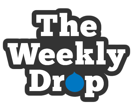 The Weekly Drop logo